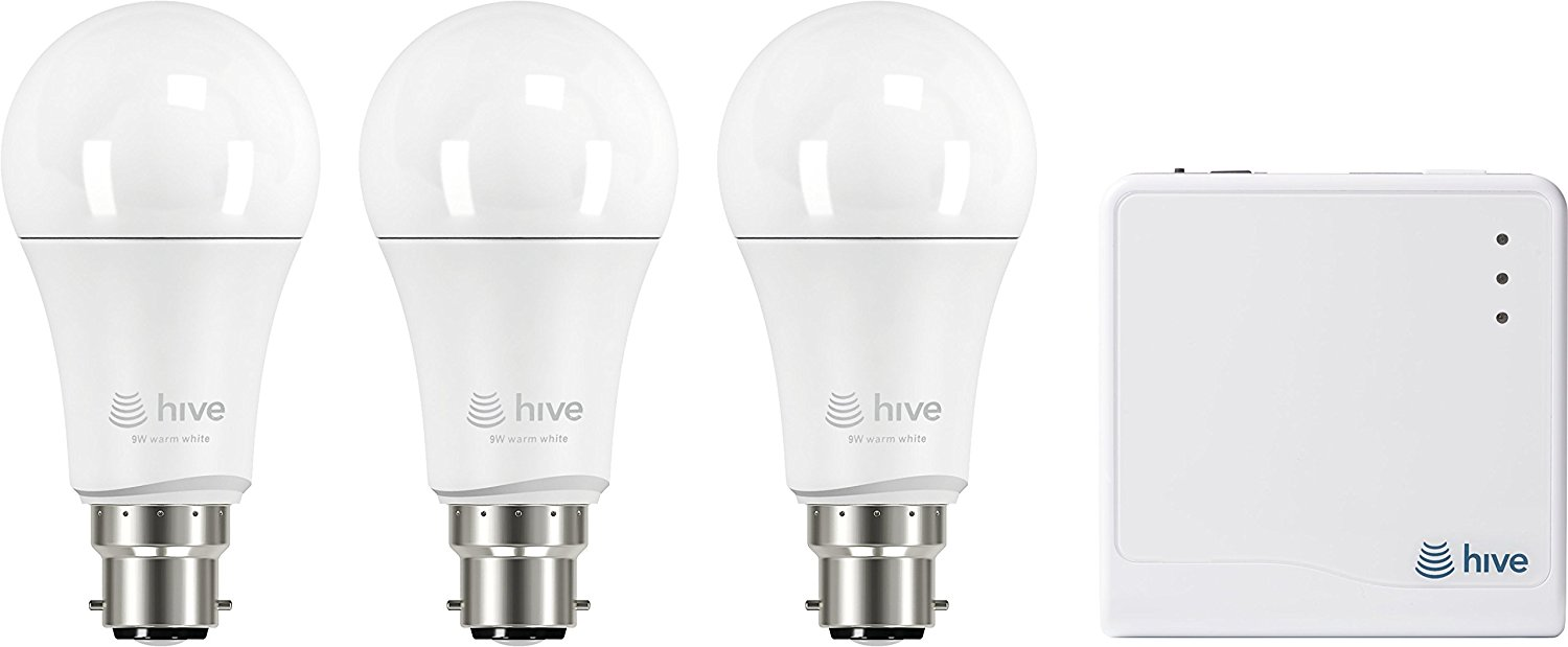 hive active light starter kit best smart home technology. Black Bedroom Furniture Sets. Home Design Ideas